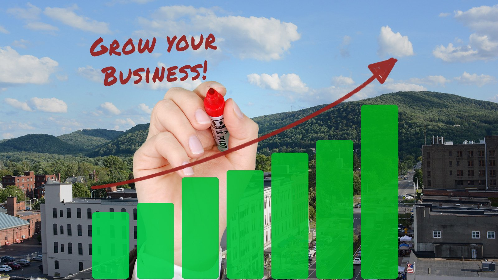 Grow your business!