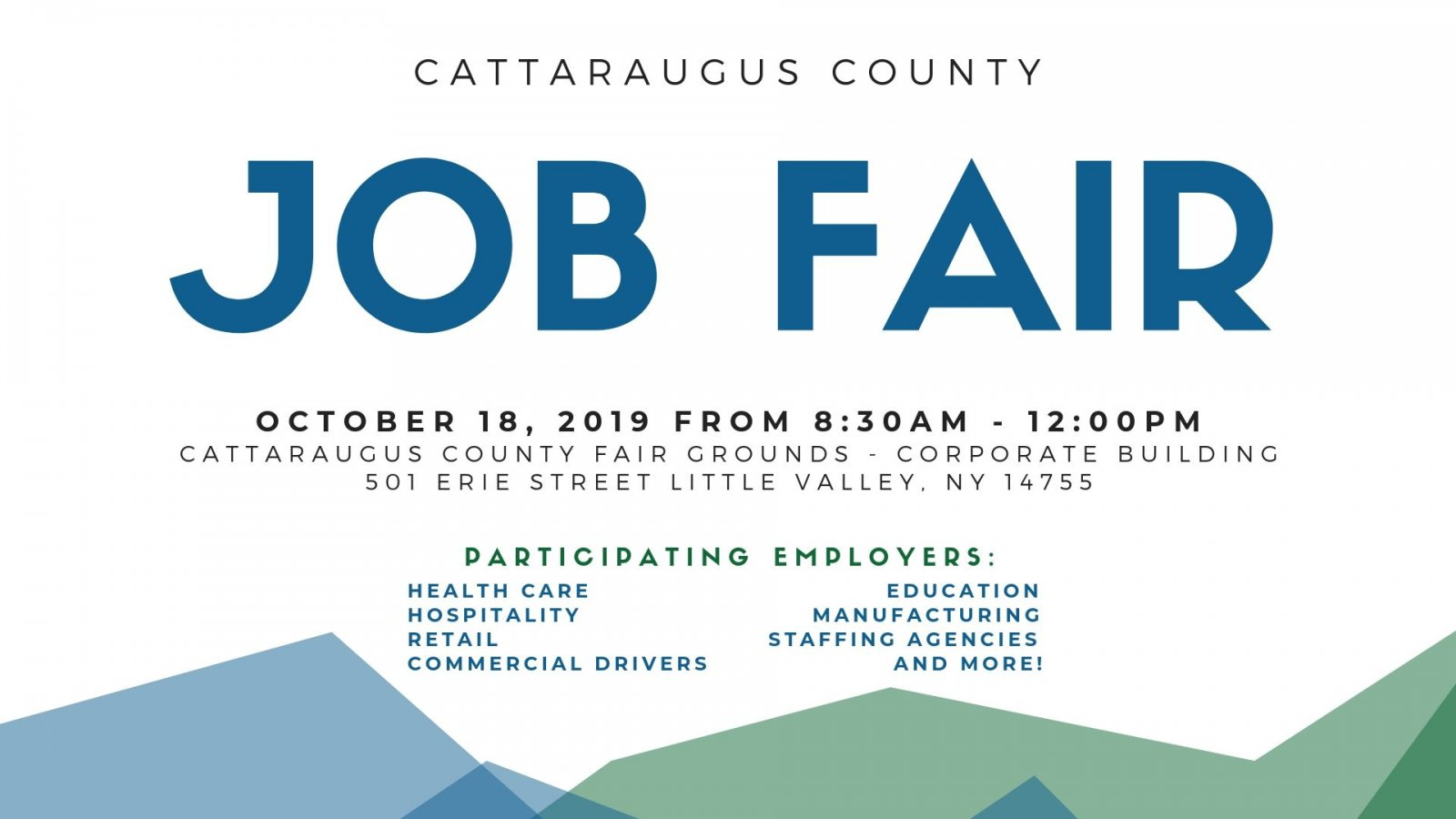 Job Fair October 2019