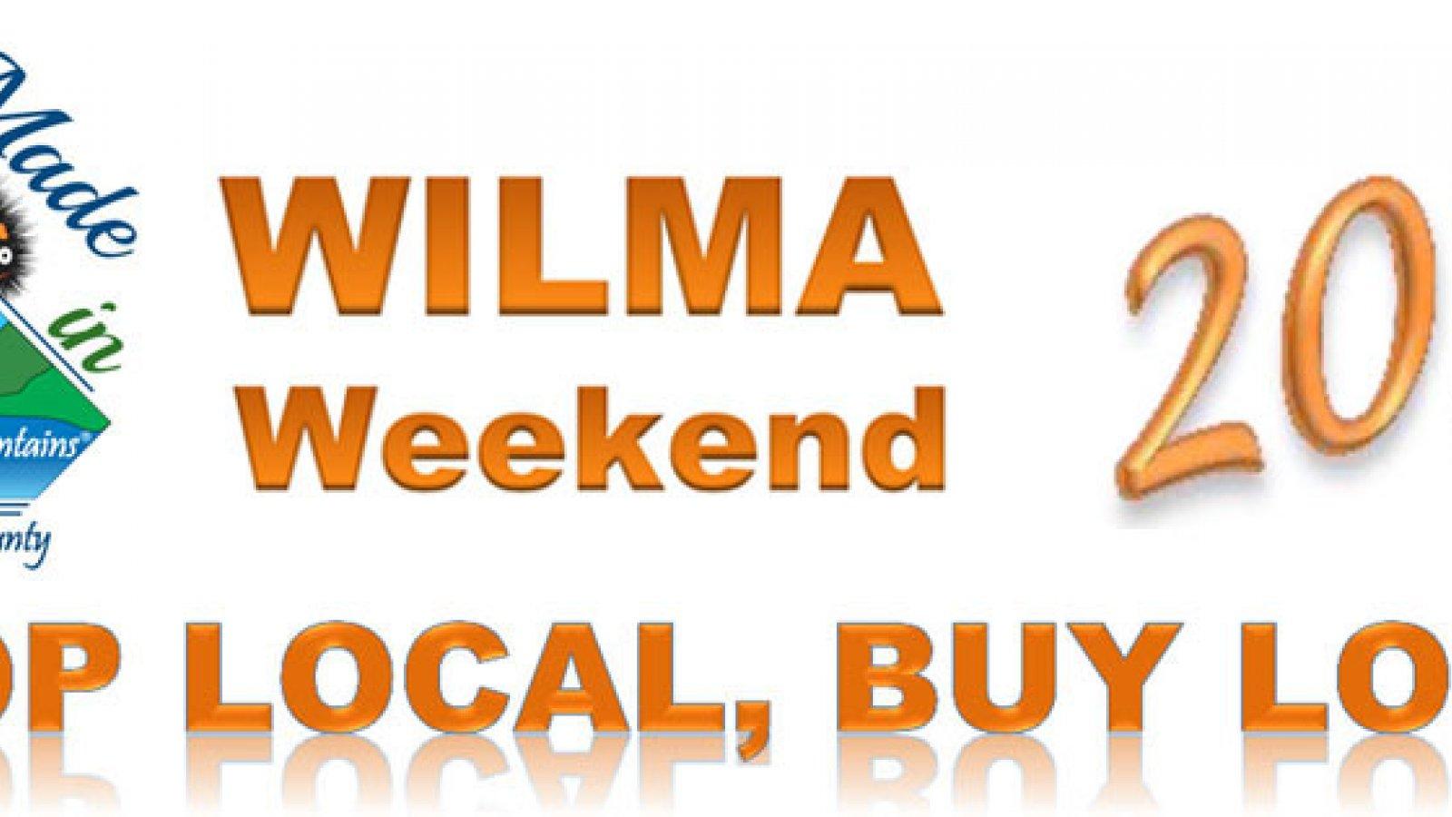 2014 Wilma Weekend